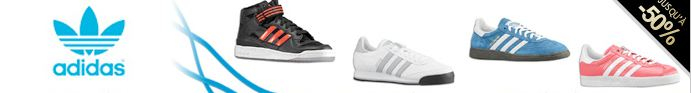vente privée baskets Adidas sur vente-en-or.com
