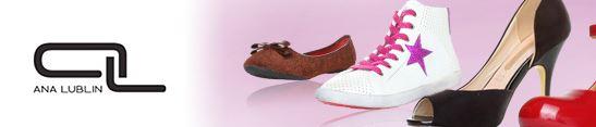 vente privée de chaussures Ana Lublin pour femmes sur vente-en-or.com