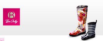 vente privée bottes de pluie Be Only et Jardy sur vente privée.com