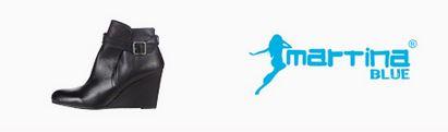 vente privée chaussures pour femmes de la marque Martina Blue sur showroomprive.com