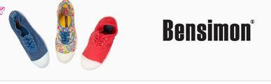 vente privée Chaussures Baskets BENSIMON sur showroomprive.com