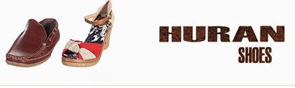 Une vente privée de chaussure pour hommes et femmes de la marque Huran Shoes