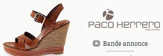 Vente privée Paco Herrero sur showroomprivé.com