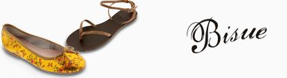 vente privée chaussures de la marque Bisue sur showrom